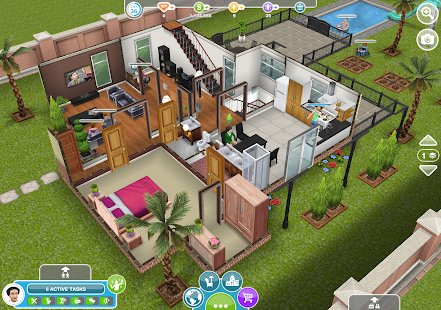 Screenshot The Sims FreePlay