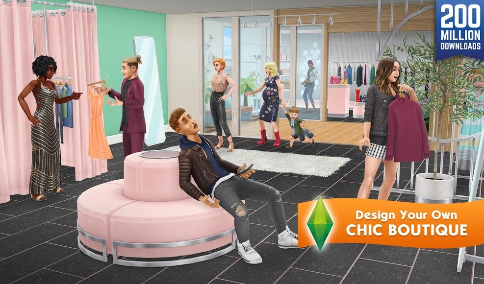 download the sims freeplay mod money lp apk for android