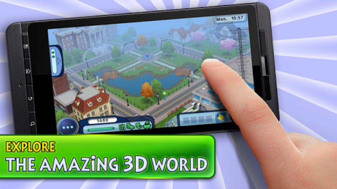 sims 3 apk android 1