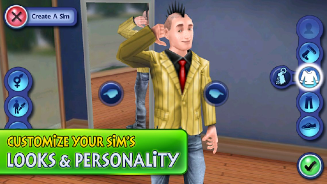 download the sims 3 mod apk for android