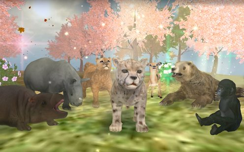 Screenshot Wild Animals Online (WAO)
