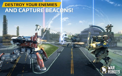 Screenshot War Robots