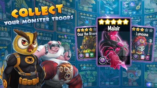Screenshot Monster Legends - RPG