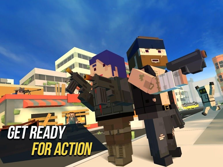 Download Grand Battle Royale: [MOD Money] 3 3 7 APK for Android