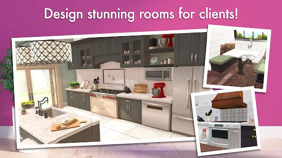 Screenshot Home Design Makeover!