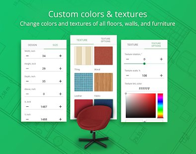 Screenshot Planner 5D - Home & Interior Design Creator