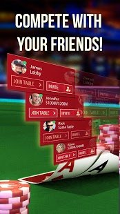 Screenshot Zynga Poker – Texas Holdem