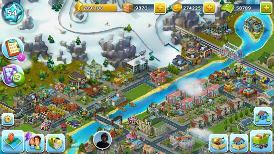 Screenshot SuperCity: Build a Story