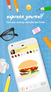 Screenshot Draw Something