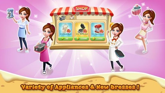 Screenshot Rising Super Chef 2 : Cooking Game
