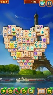 Screenshot Mahjong Journey
