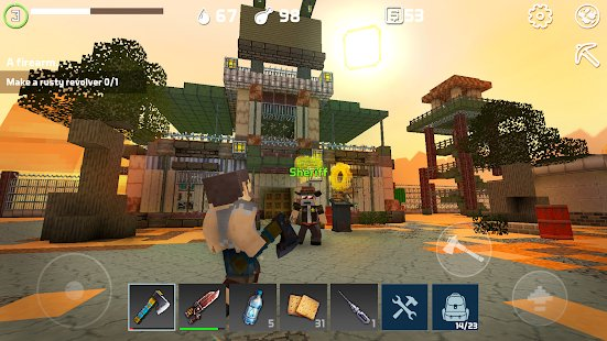 Screenshot LastCraft Survival