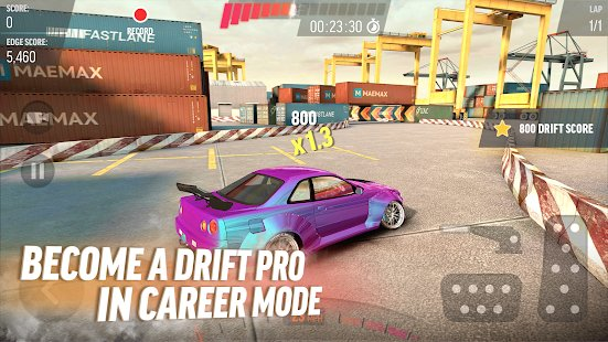 Screenshot Drift Max Pro - Car Drifting Game