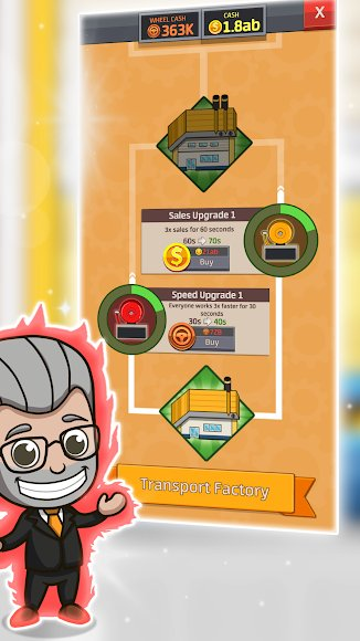 Download Idle Factory Tycoon [MOD Money] 1 74 0 APK + Data
