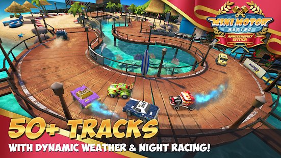 Screenshot Mini Motor Racing