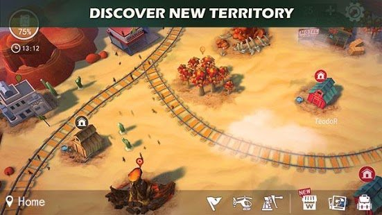 Screenshot Desert storm:Zombie Survival