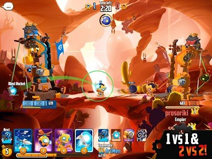 Screenshot Badland Brawl