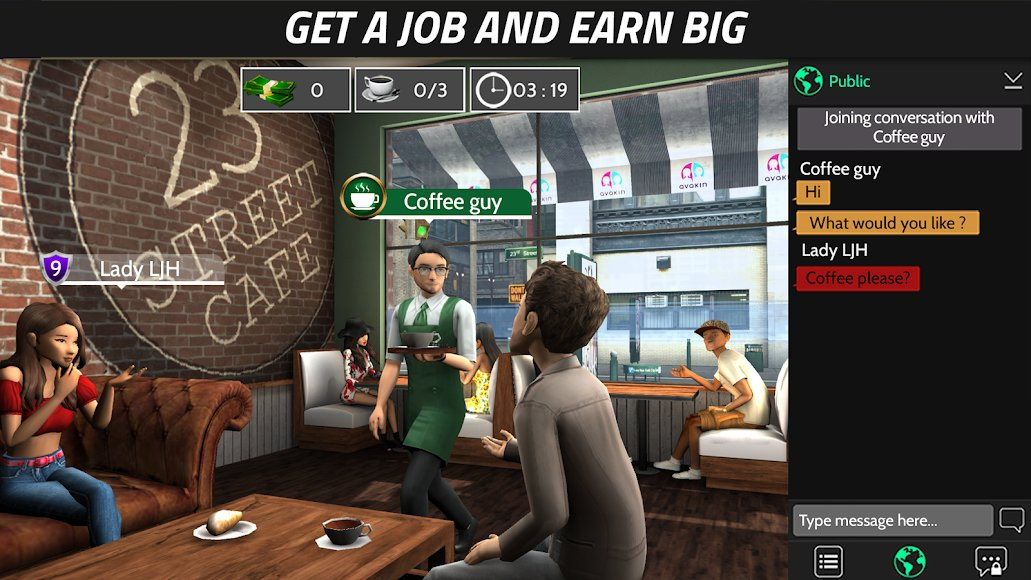 avakin life unlimited money and gems apk