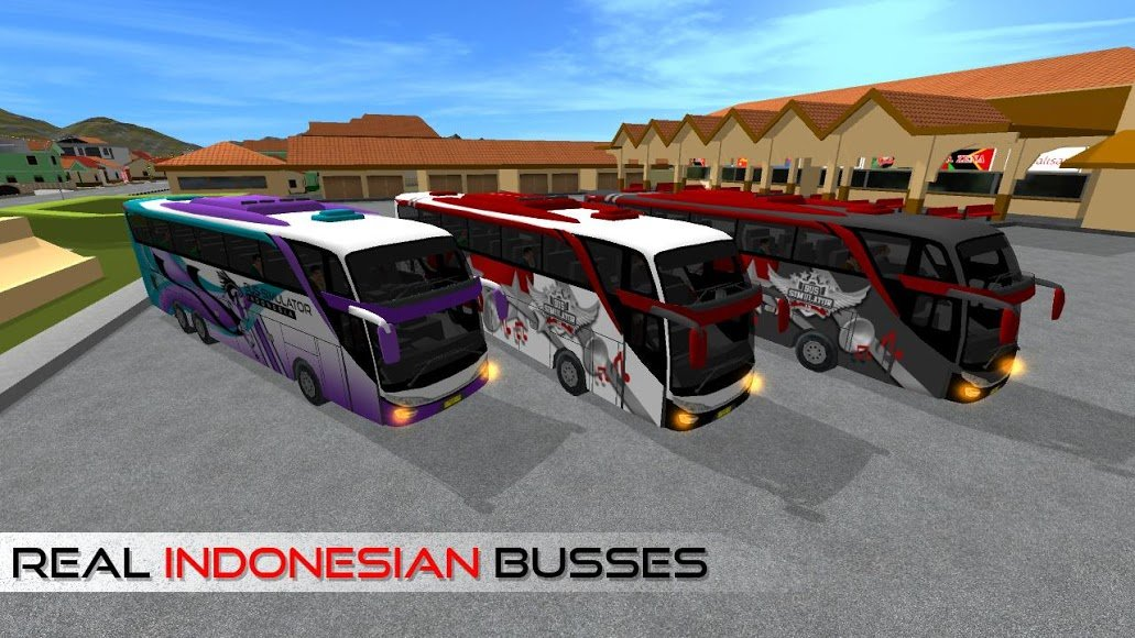Download Bus Simulator Indonesia [MOD Money] 3 0 APK for Android