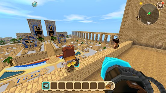 Screenshot Mini World: Block Art