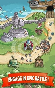Screenshot Kingdom Defense 2: Empire Warriors - Tower defense