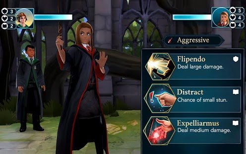 harry potter hogwarts mystery latest mod apk download