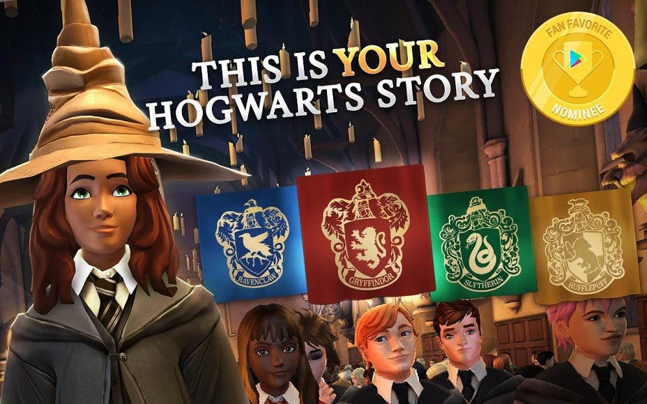 Download Harry Potter: Hogwarts Mystery [MOD Infinite Energy] 1 16 0