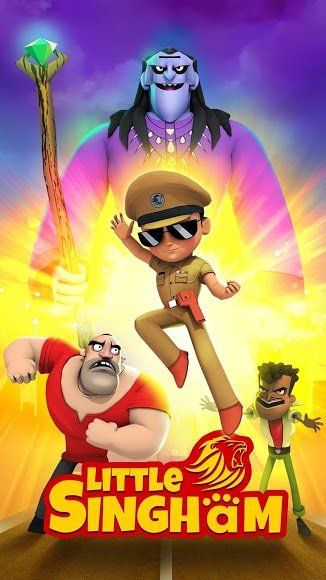Download Little Singham [MOD Unlimited Money] 4.18.127 APK for Android