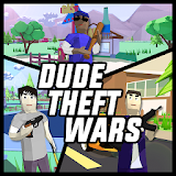 Dude Theft Wars: Open World Sandbox Simulator