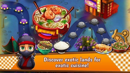 Screenshot Cooking Tale - Food Games