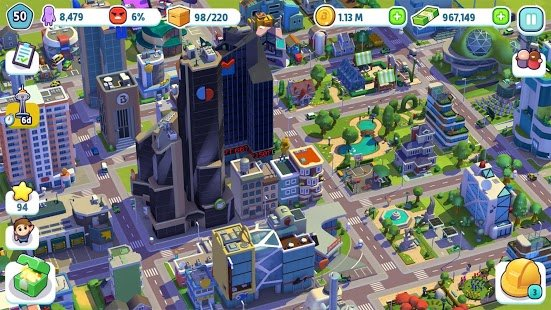 Download Apk Mod City Mania Terbaru