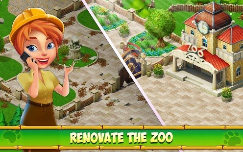 Screenshot Family Zoo: The Story