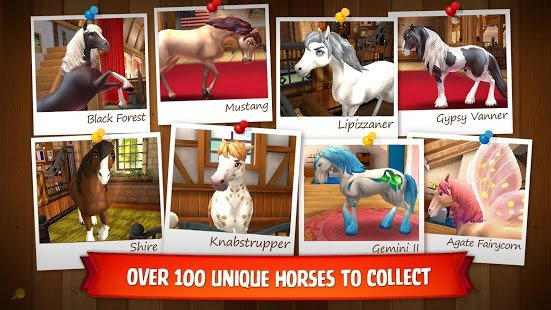 Screenshot Horse Haven World Adventures