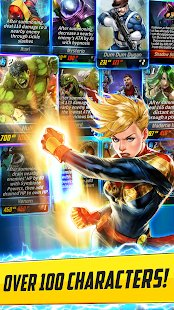 Screenshot MARVEL Battle Lines