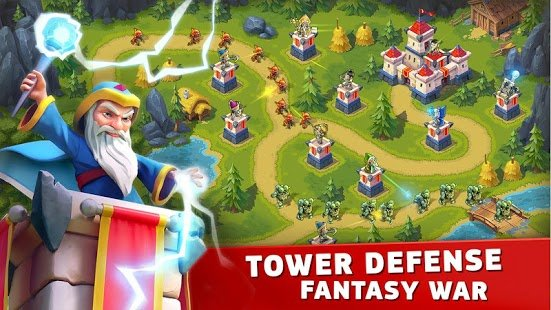 Screenshot Toy Defense 3 Fantasy