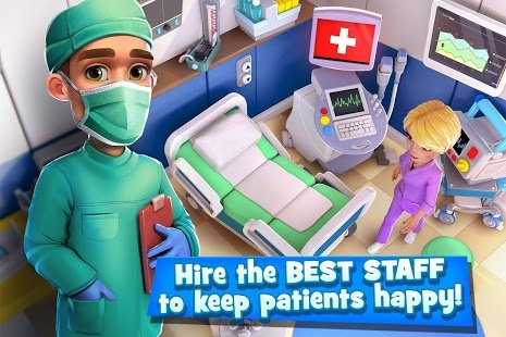 Screenshot Dream Hospital - Health Care Manager Simulator