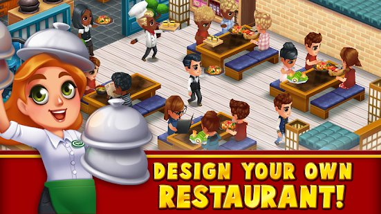 Screenshot Food Street