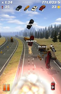 Screenshot Highway Crash Derby