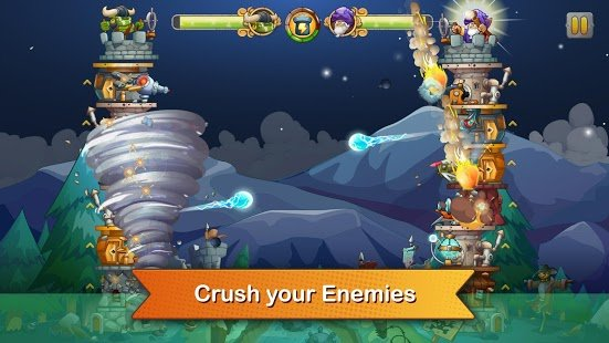 Screenshot Tower Crush