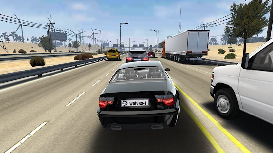 Screenshot Racing Traffic Tour