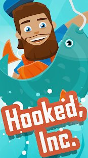 Screenshot Hooked Inc: Fisher Tycoon