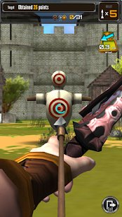 Screenshot Archery Big Match