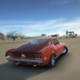Classic American Muscle Cars 2