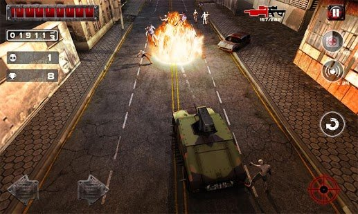 Screenshot Zombie Squad