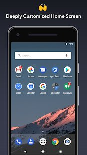 Screenshot Apex Launcher Pro