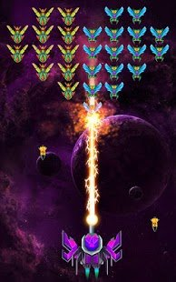 Screenshot Galaxy Attack: Alien Shooter