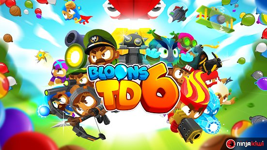 Screenshot Bloons TD 6