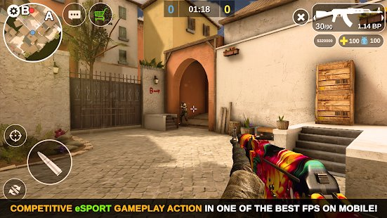 Screenshot Counter Attack - Multiplayer FPS