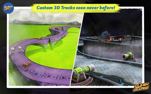 Screenshot Clash for Speed – Xtreme Combat Racing Game