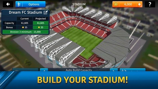 Screenshot Dream League Soccer 2019